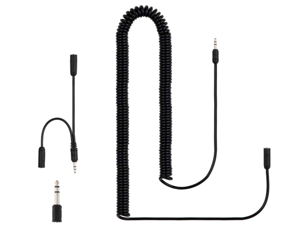 GE Universal Audio Extension Kit, Best Headphone Extension Cable
