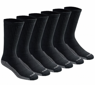 sweat wicking socks work dickies