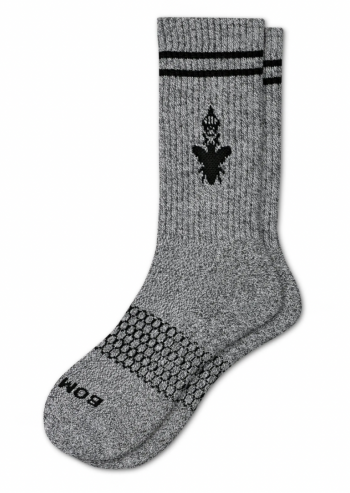 grey socks sweat wicking mens