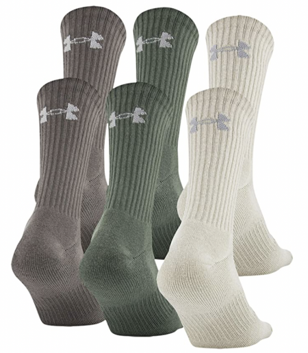 workout socks under armour