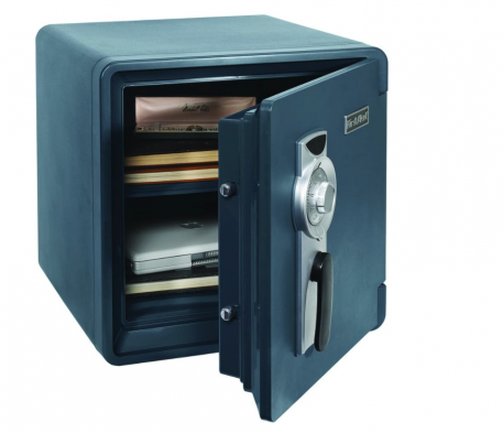 First Alert 2087F Waterproof and Fire-Resistant Bolt-Down Combination Safe, Best Fireproof Safe