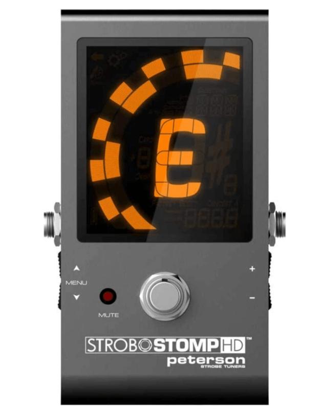 Peterson StroboStomp HD Best Guitar Tuner