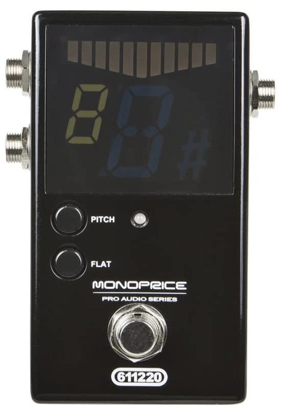 Monoprice Guitar Tuner, Best Guitar Tuner