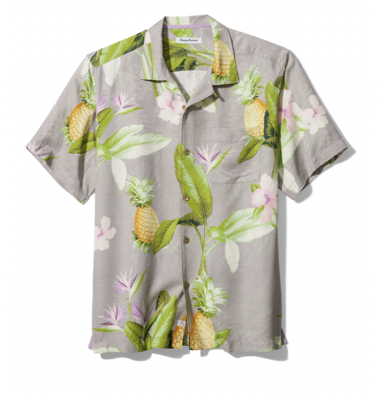 hawaiian shirt tommy bahama