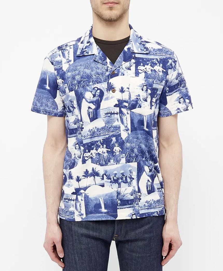 vacation shirt mens ralph lauren