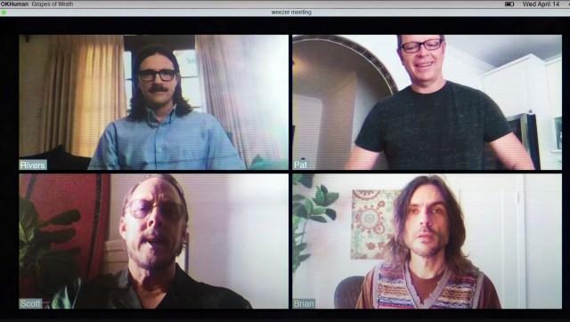Weezer Play Hooky in New 'Grapes of Wrath' Video.jpg