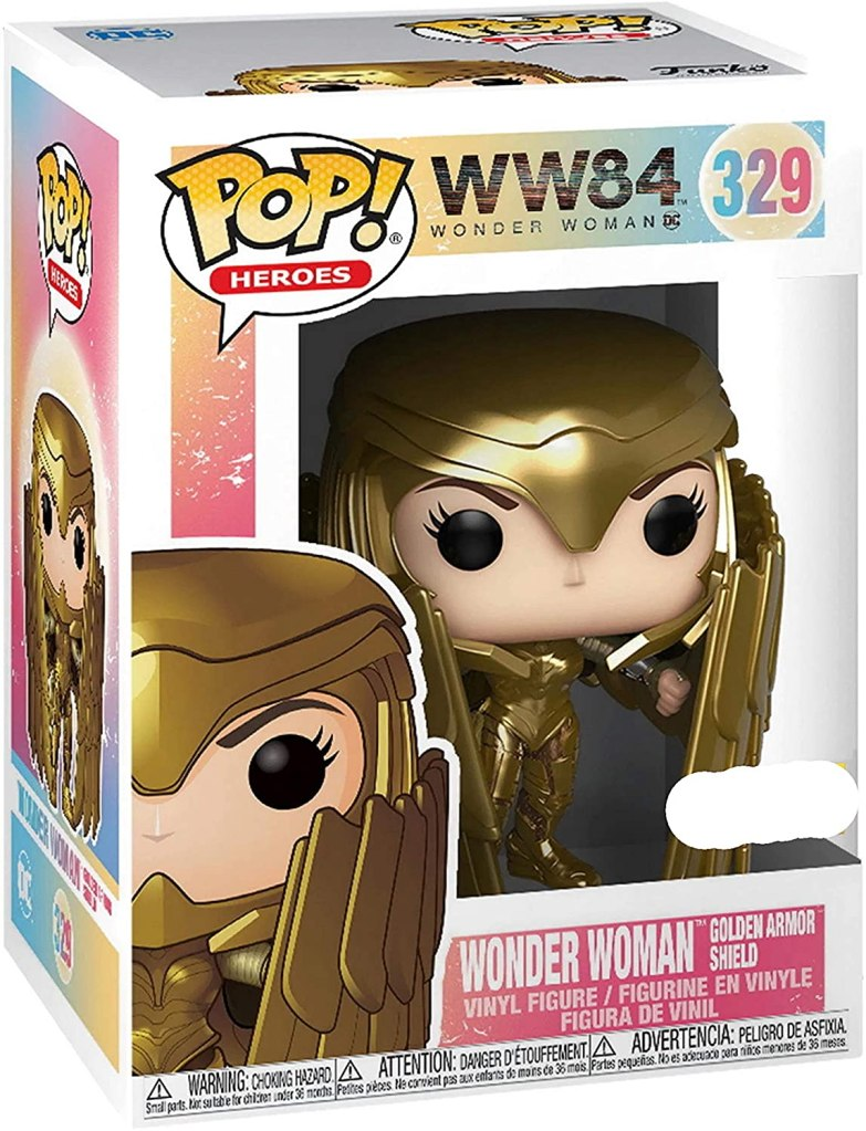 Funko POP! Heroes: Wonder Woman WW84