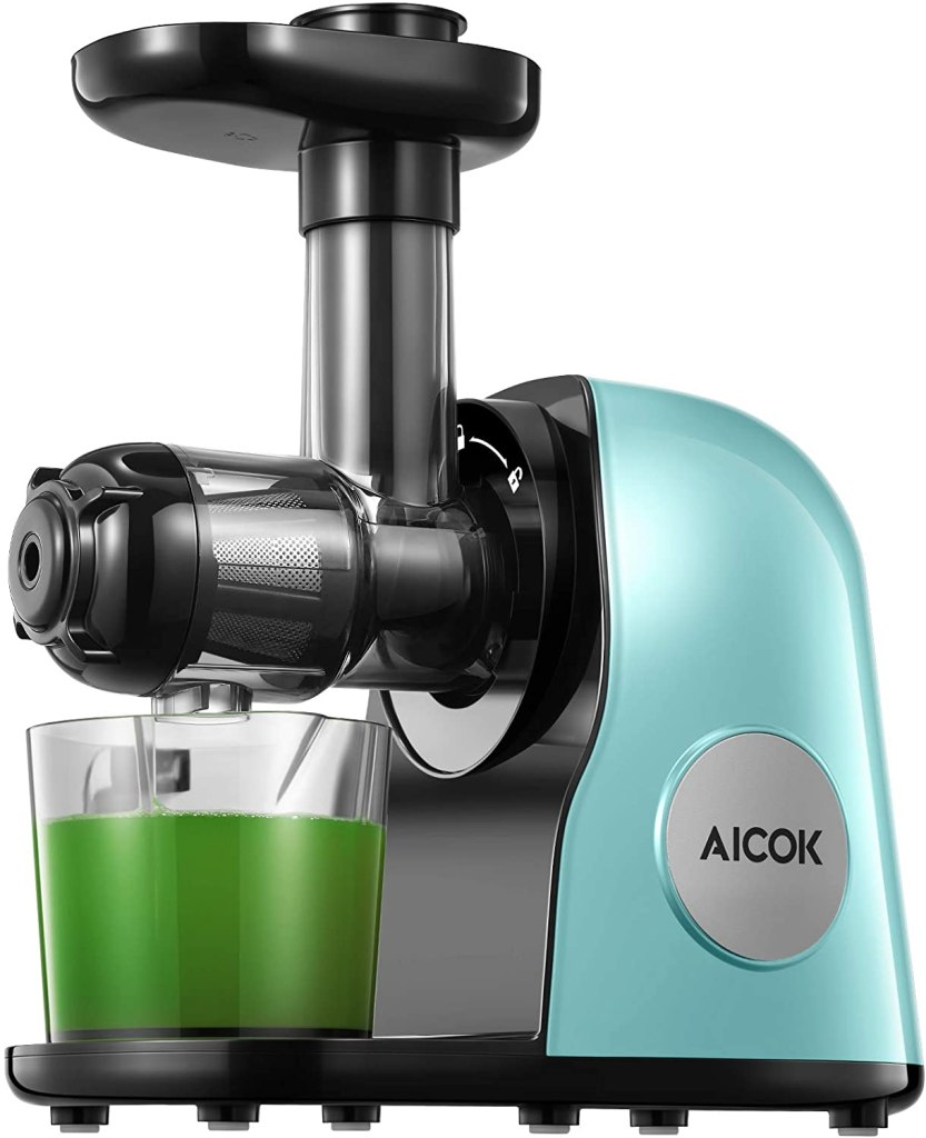 aicok slow masticating juicer
