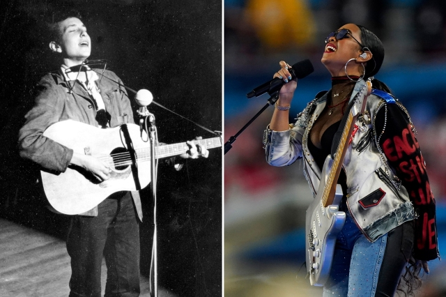 From 'Blowin' in the Wind' to 'I Can't Breathe': Protest Songs Spotlighted in Revamped Exhibit.jpg
