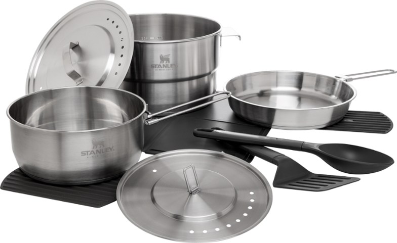 Stanley Even-Heat Camp Pro Cookset