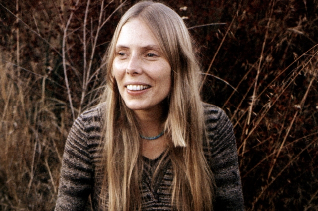 Joni Mitchell to Celebrate 50th Anniversary of 'Blue' With Remasters of First Four Albums.jpg