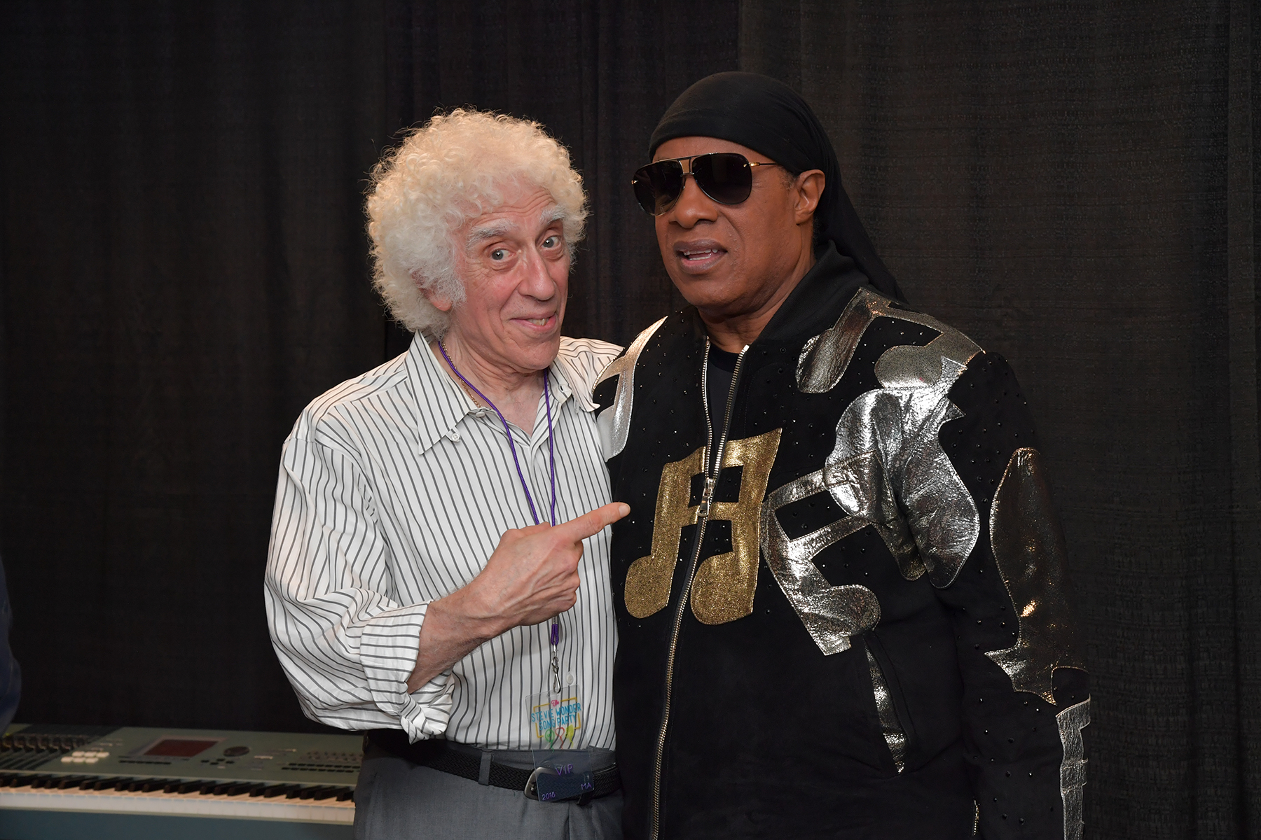 Stevie Wonder Remembers 'Genius' Co-Producer Malcolm Cecil - Rolling Stone