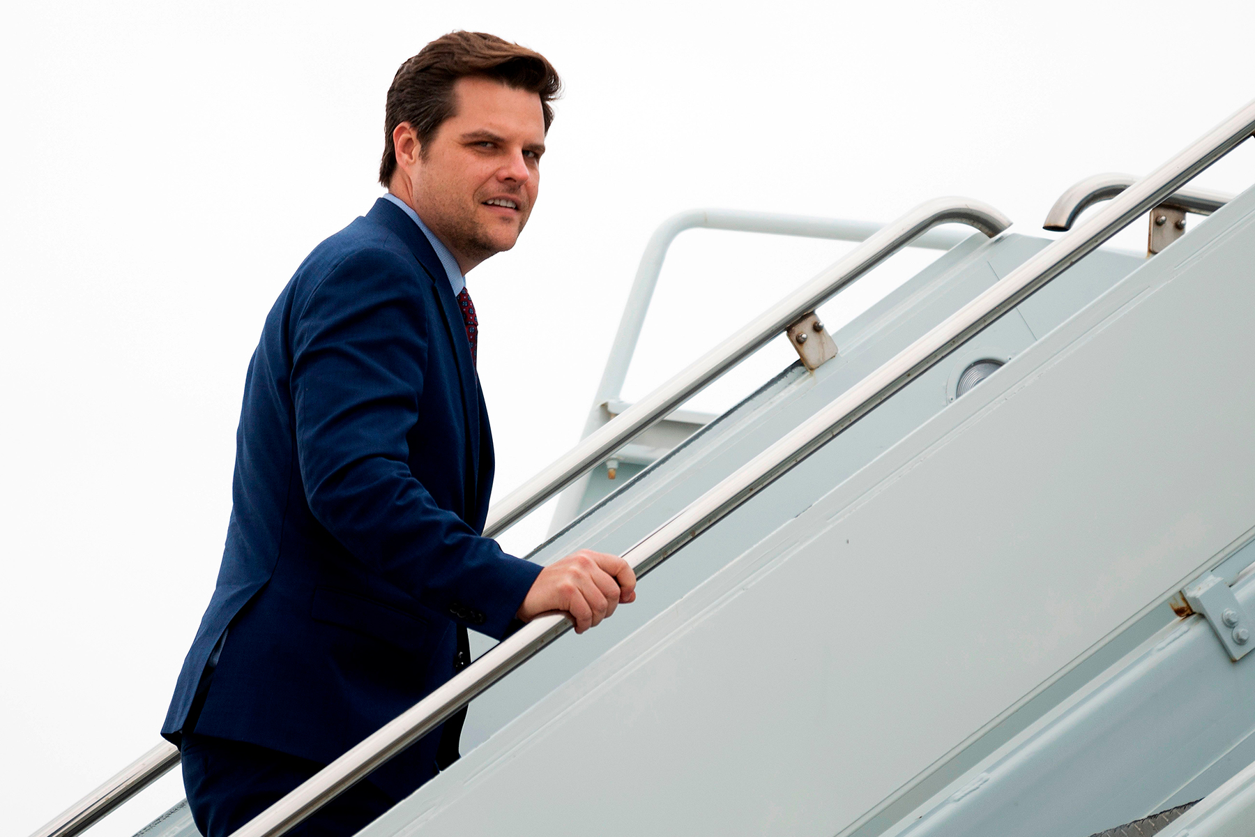 Matt Gaetz Asked Trump to Pardon Him for … Oh, Anything That Might Come Up