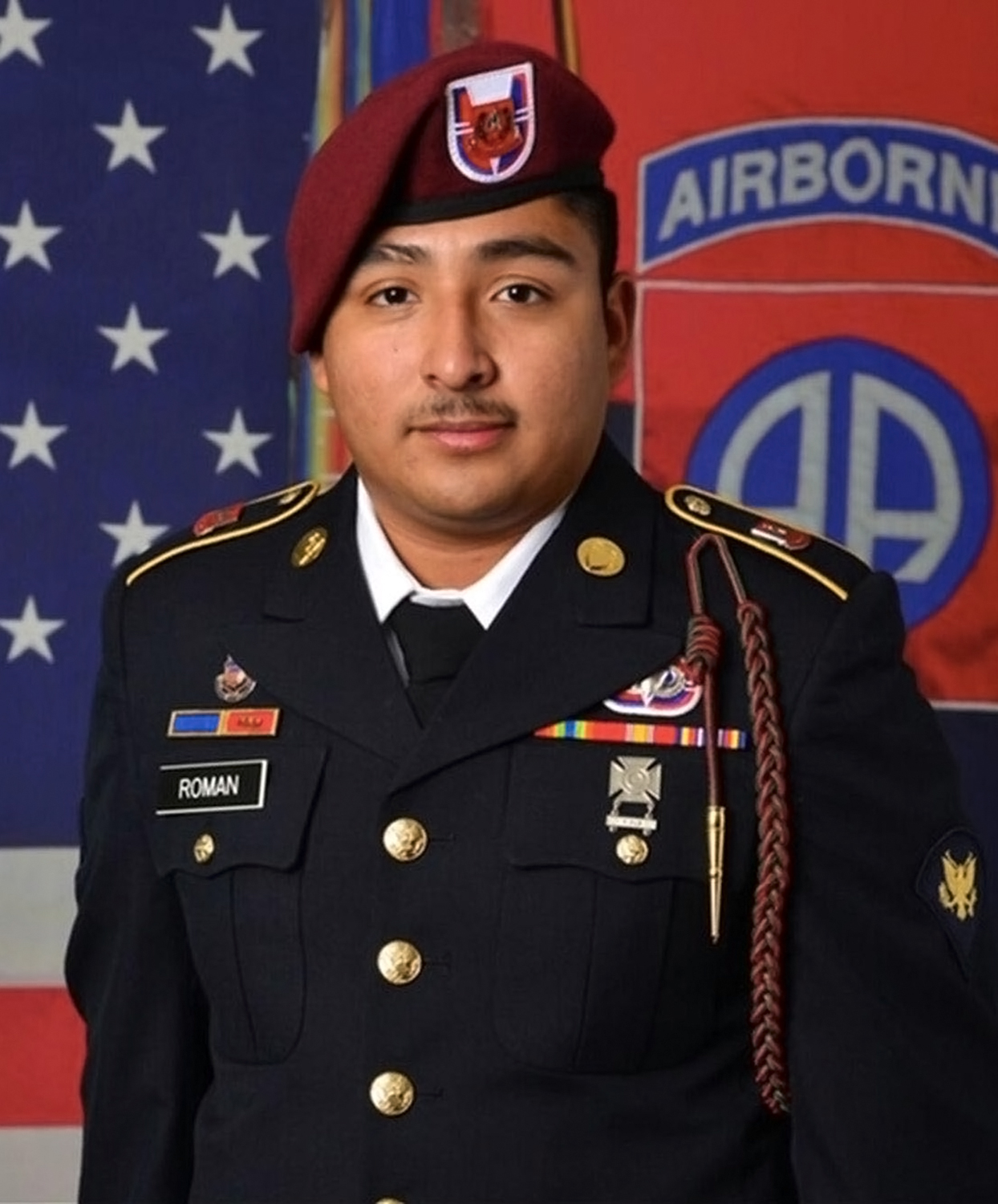 Spc. Enrique Roman-Martinez, a paratrooper in the 82nd Airborne Division at Fort Bragg, North Carolina whose remains were discovered after they washed ashore near Cape Lookout National Seashore on May 29, 2020. (U.S. Army photo)