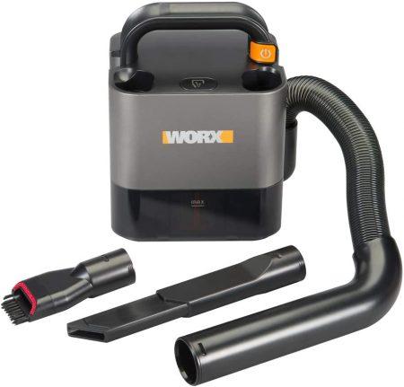 worx cordless cube vacuum
