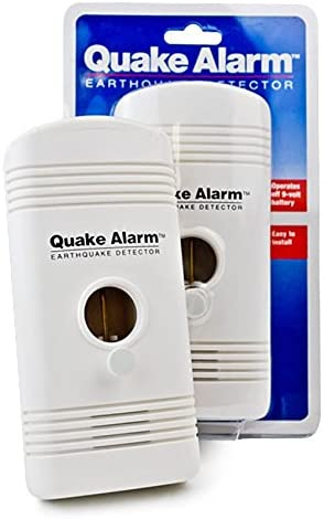 best earthquake alert alarms
