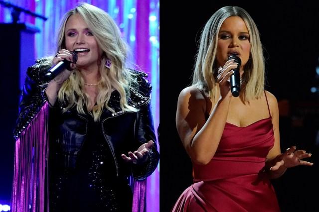 2021 CMT Music Awards: Maren Morris, Miranda Lambert Lead Nominees.jpg