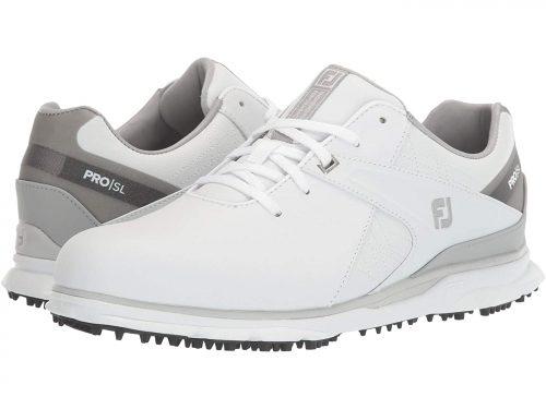 white golf shoes footjoy
