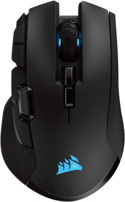 wireless gaming mouse comfortable