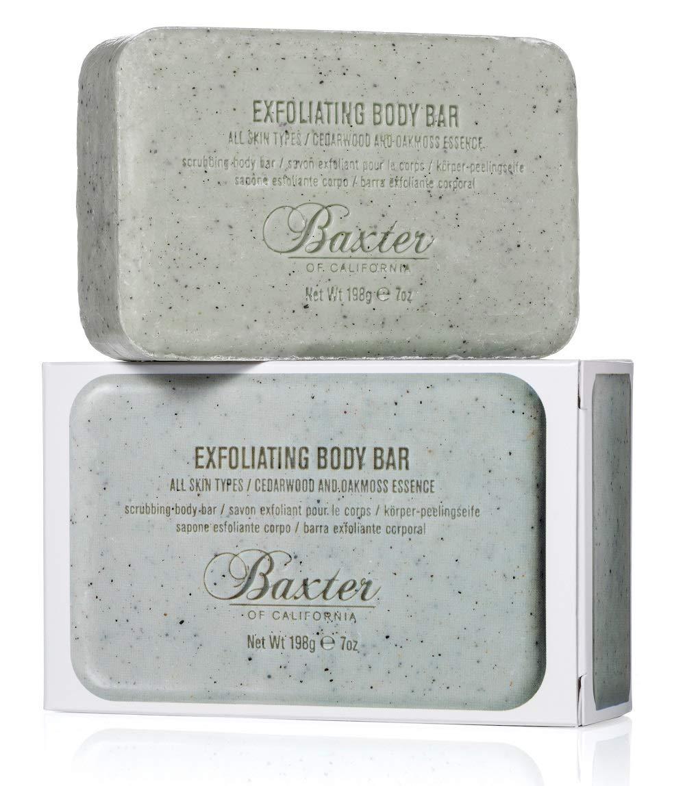 bar soap men's baxter of california