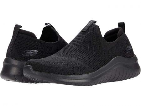 black slip one shoes walking