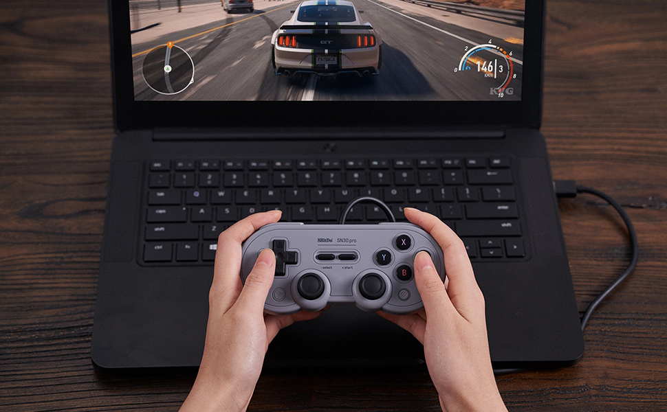 8Bitdo Sn30 Pro USB Gamepad