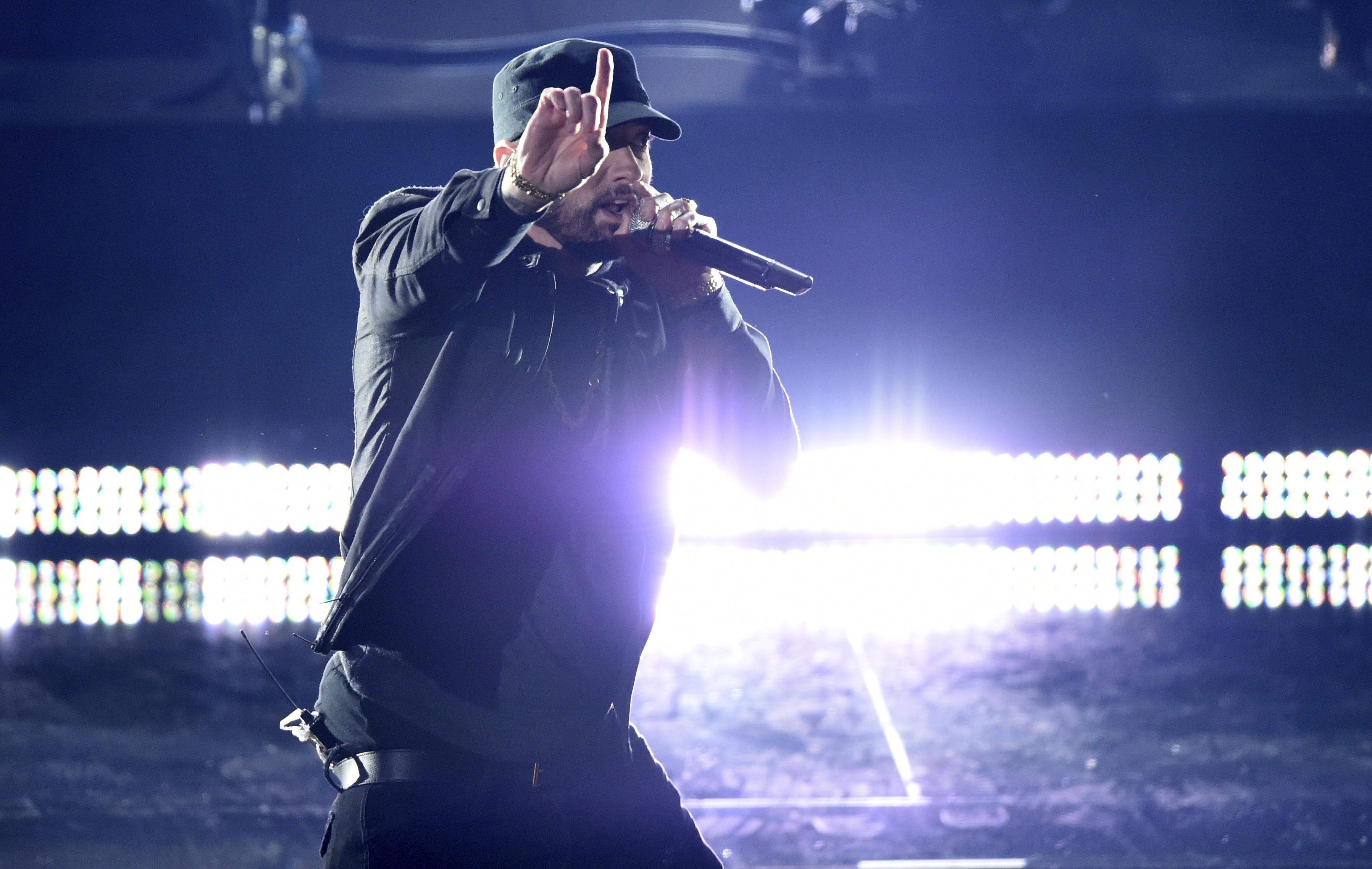 Eminem Enlists Jack Harlow, Cordae for 'Killer' Remix