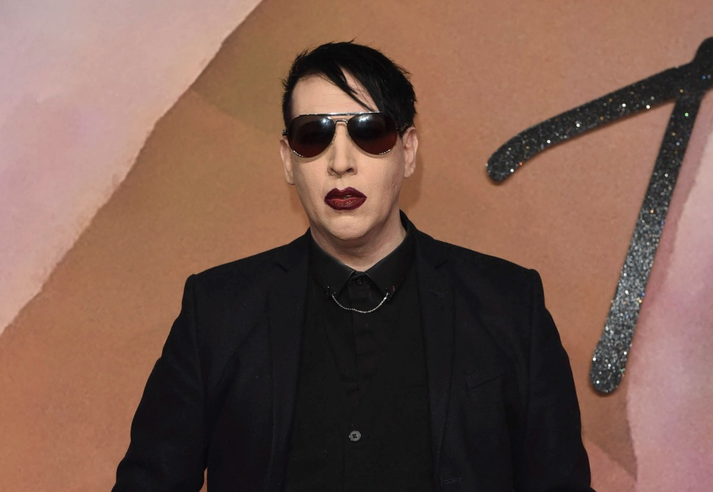 Marilyn Manson Accuser Ashley Morgan Smithline Details Alleged Brutal Sex Abuse