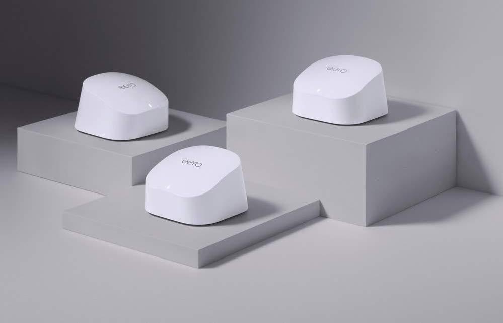 Eero Pro 6 Tri-Band Wi-Fi 6 System