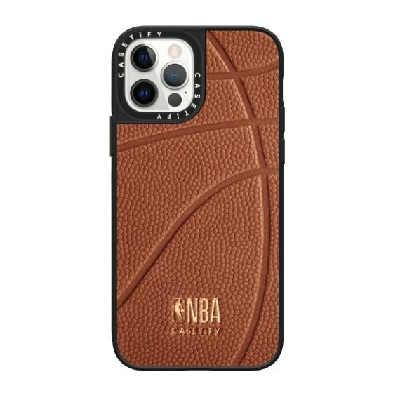 nba basketball leather-best casetify phone cases