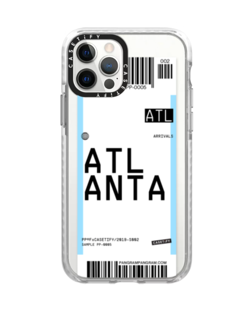 pangram custom-best casetify phone cases
