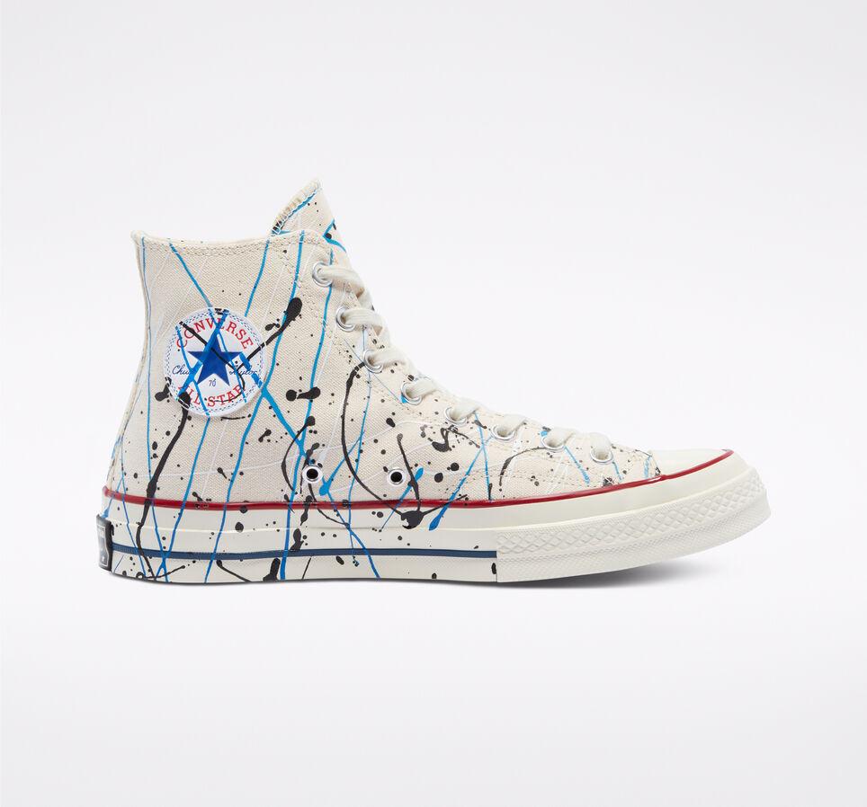 converse archive paint splatter chuck 70-best festival shoes
