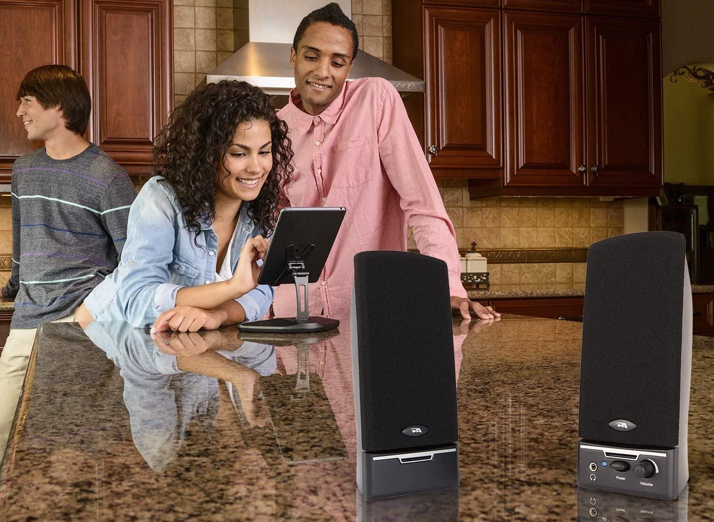 Cyber Acoustics Desktop Speakers