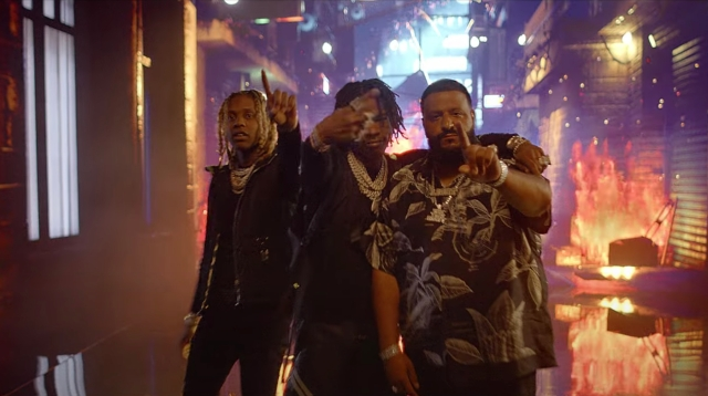 DJ Khaled, Lil Baby, Lil Durk Drop Fiery 'Every Chance I Get' Video.jpg