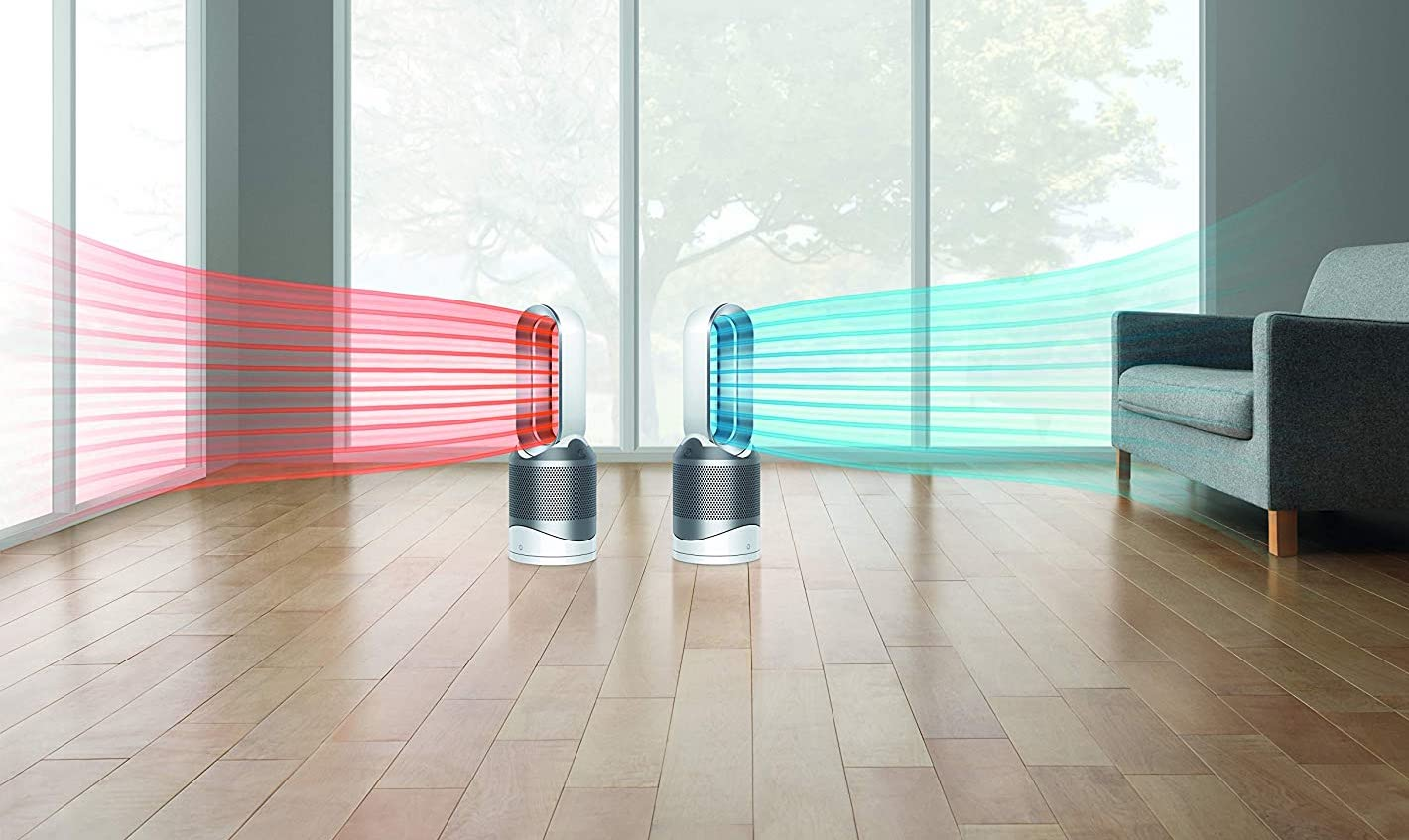 Dyson Pure Hot + Cool, HP01