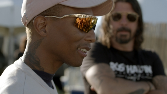 Dave Grohl, Pharrell Williams Talk Early N.E.R.D. Days in 'From Cradle to Stage' Clip.jpg