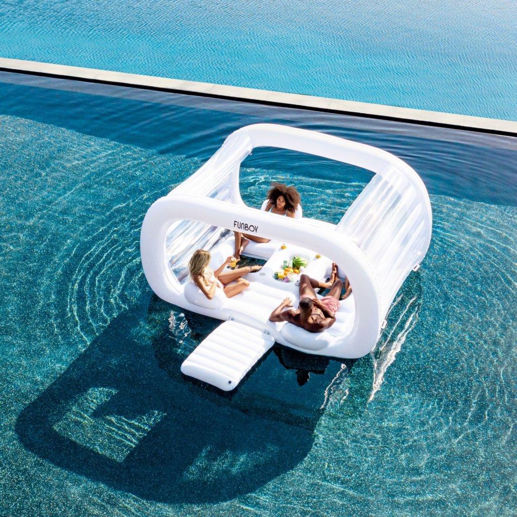 FUNBOY Dayclub Island Pool Float