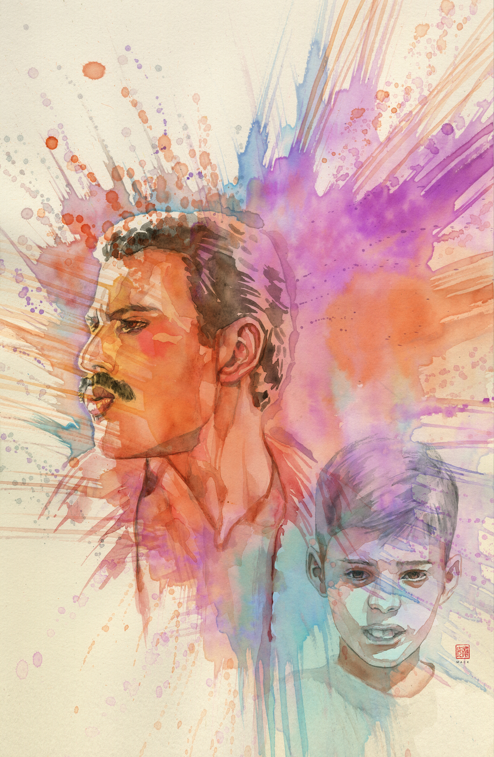 Freddie Mercury Graphic Novel to Be Released by Z2 Comics - Rolling Stone