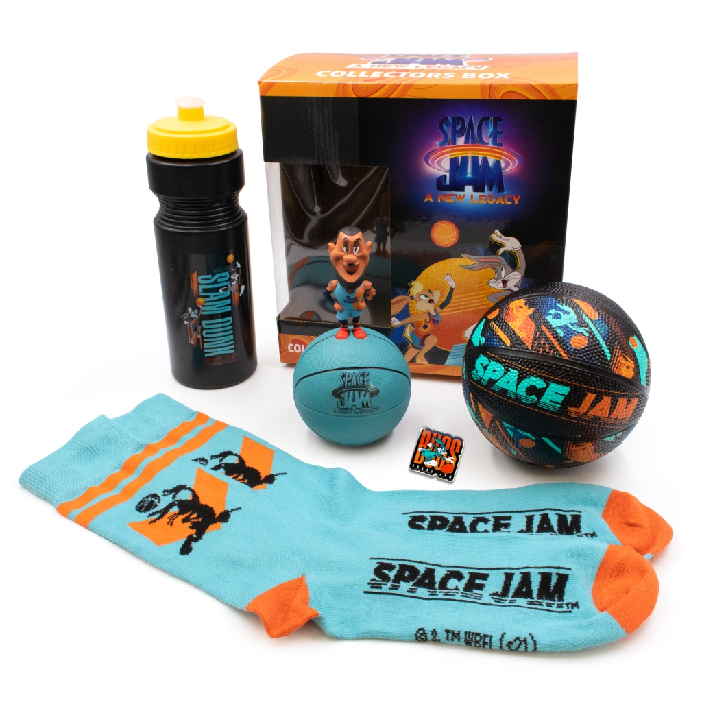 GameStop Space Jam Box