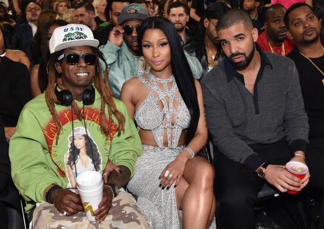 Hear Nicki Minaj's 'Beam Me Up Scotty' Mixtape With New Drake, Lil Wayne Song.jpg