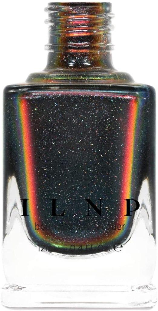 ILNP Eclipse Ultra Chrome, best nail polish for men