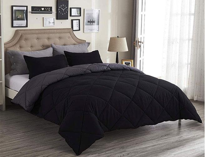 kuzamly ultra soft all season comforter set