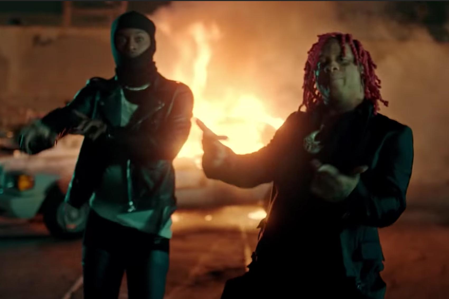 Trippie Redd, Playboi Carti Blow It Up With 'Miss the Rage' Video