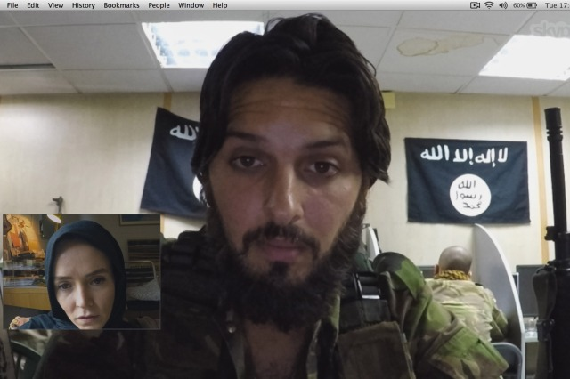 'Profile': A Journalist, a Terrorist and a Tale Told Completely Online.jpg