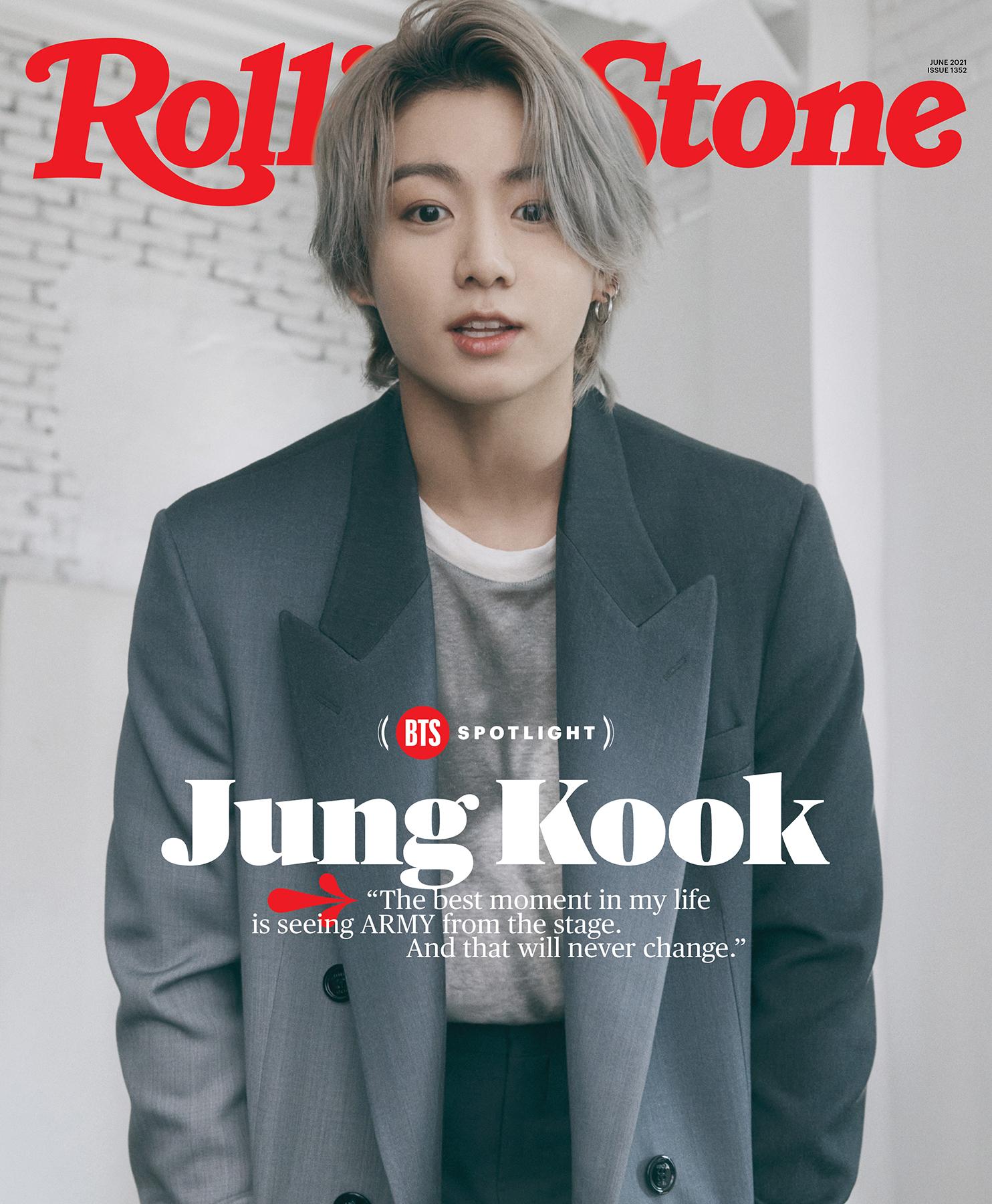 bts jung kook rolling stone cover bangtan boys big hit