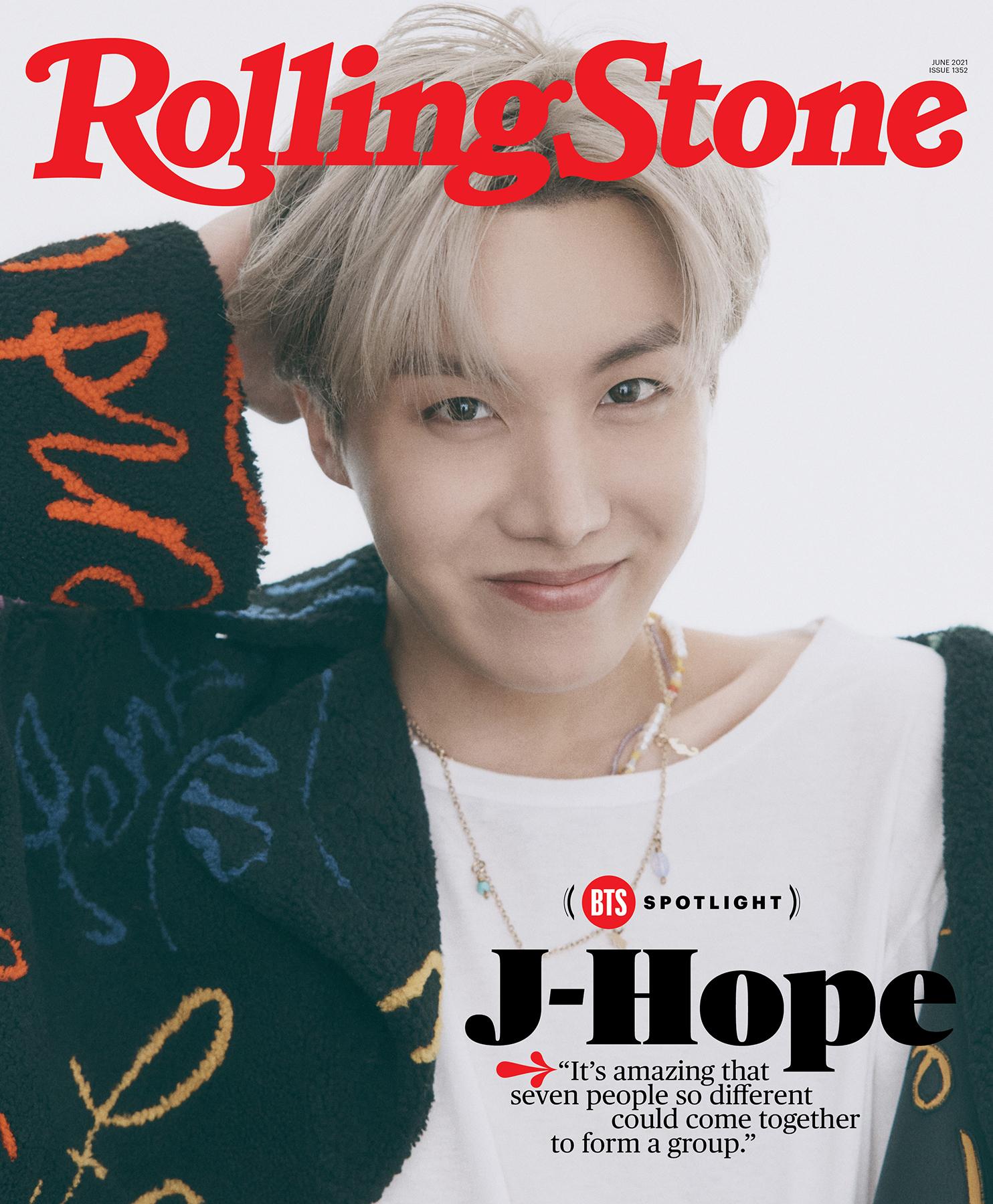 rs digital cover bts bangtan boys big hit j-hope