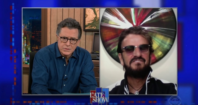 Ringo Starr Reveals Favorite Beatles Song, Thoughts on Afterlife on 'Colbert'.jpg