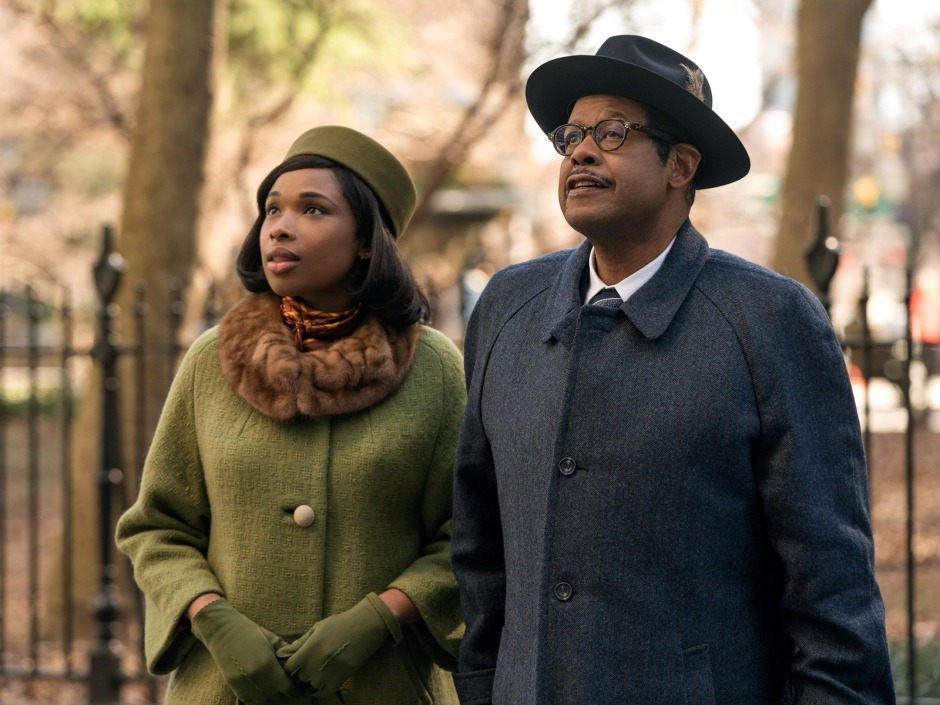 Jennifer Hudson in 'Respect' Movie: Review of Aretha Franklin Biopic -  Rolling Stone