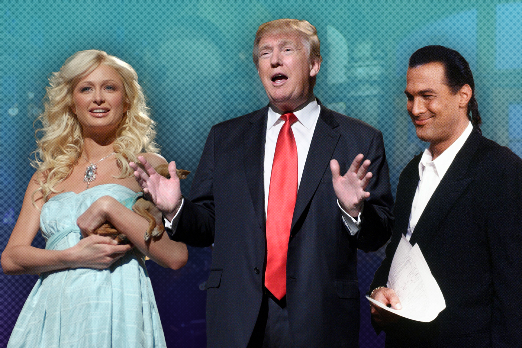 worst SNL hosts paris hilton donald trump steven seagal
