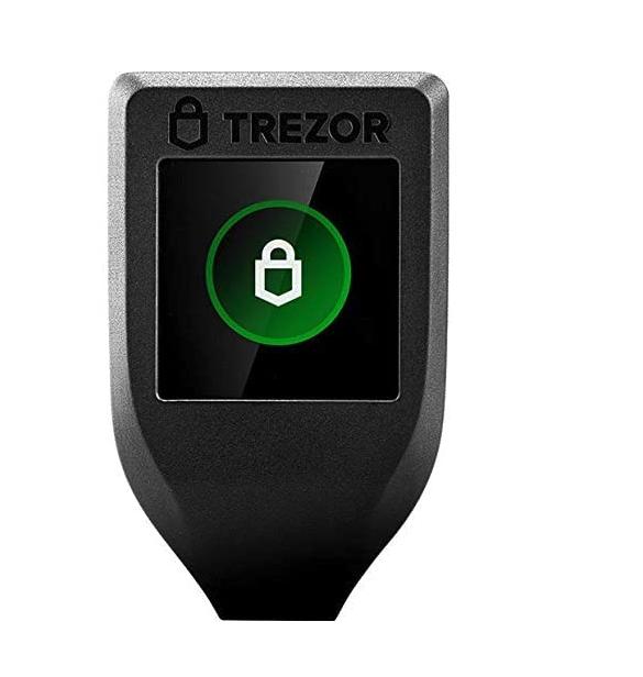 Trezor Model T, Best Crypto Wallet